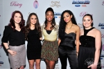 Our beautiful Pastry Brand Ambassadors, Katie Armiger, Madison Pettis, Coco Jones, Jessica Jarrell, & Allyson Ahlstrom, on the Red Carpet at Coco's Sweet 16