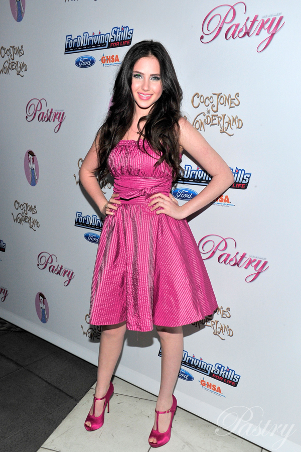 Ryan Newman on the Red Carpet at Coco Jones' Sweet 16.