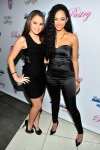 Pastry Ambassadors, Madison Pettis & Jessica Jarrell, on the red Carpet at Coco Jones' Sweet 16