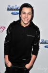 Austin Mahone on the Red Carpet at Coco Jones' Sweet 16