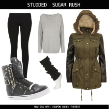 Styleguide Studded Sugar Rush 2