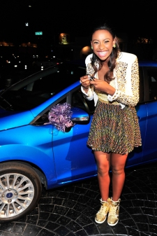 Pastry And Ford Driving Skills Present Coco Jones' Sweet 16 Birthday Party